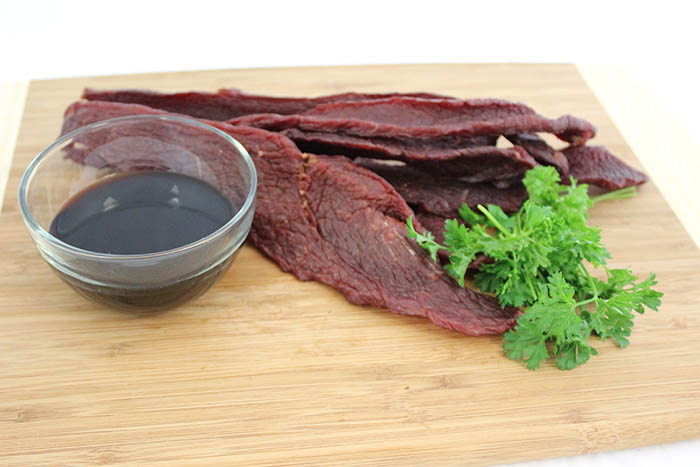 Teriyaki Beef Jerky - Juniors Smokehouse