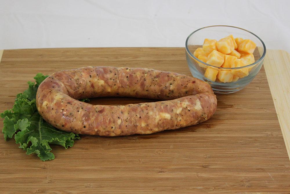 chicken cordon bleu sausage