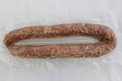 jalapeno cheese pork beef dried sausage pckg