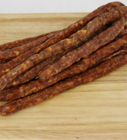 cheese pork beef survival sticks