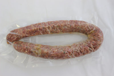 jalepeno pork beef dried sausage pckg