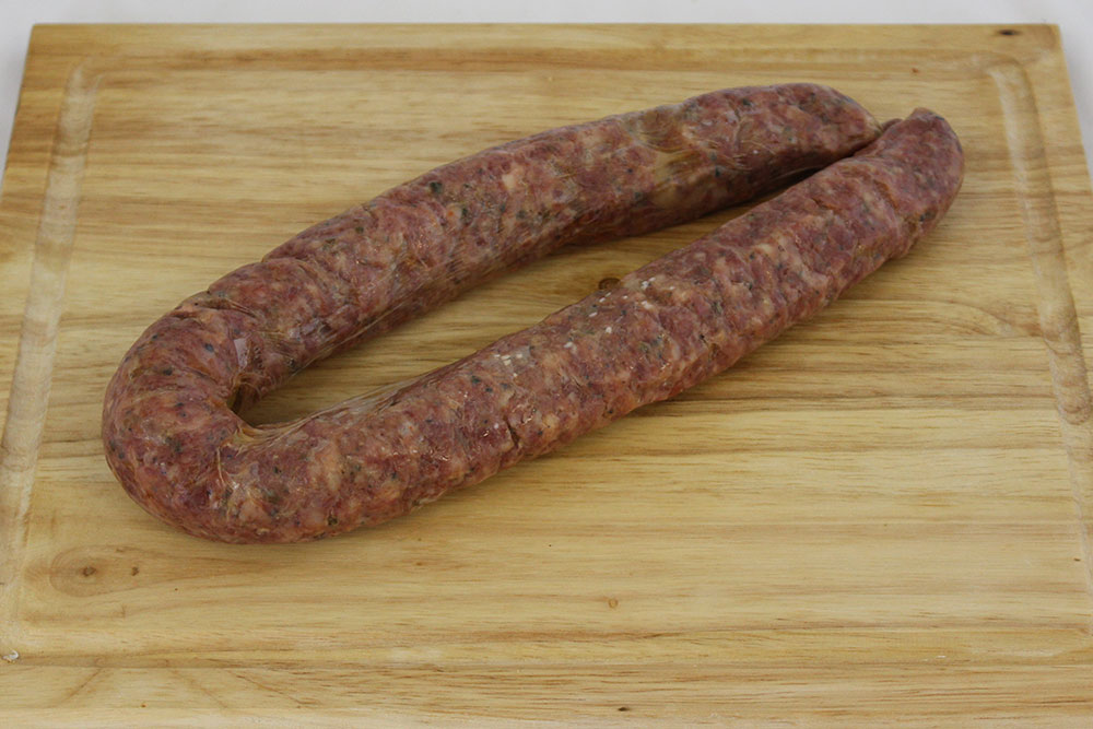 jalapeno pork beef dried sausage
