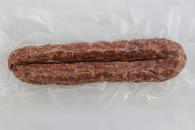 pork beef dried sausage pckg