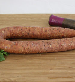 turkey pork sausage